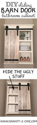 barn door ideas for bathroom 15 creative storage diy ideas for modern bathrooms 15 diy