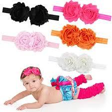 toddler headbands judanzy baby toddler shabby chic