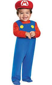 Mario Luigi Halloween Costumes Super Mario Costumes Super Mario Brothers Costumes Kids