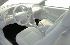1994 Mustang Gt Interior 1994 2004 Sn95 Mustang Interior U0026 Upholstery