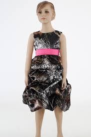 camouflage flower dresses