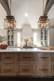 Kitchen Island Lights - best 25 wood kitchen island ideas on pinterest rustic kitchen