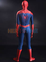 halloween costume spiderman amazing spiderman 2 costume halloween cosplay spandex superhero