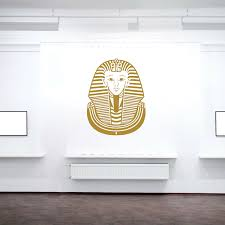 king tut wall decal wall stickers trendywalldesigns