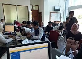 pendaftaran tutorial online ut terakhir ut majene terima 660 berkas pendaftaran mahasiswa