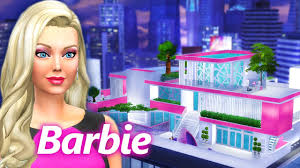 barbie dream penthouse the sims 4 build youtube