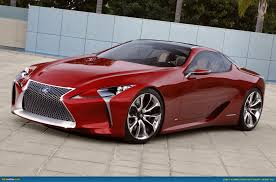 youtube lexus december to remember ausmotive com detroit 2012 lexus lf lc concept