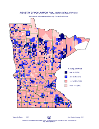 State Of Mn Map by Polidata Minnesota Demographic Guide Bibliographic Info
