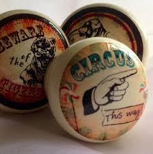 vintage carnival mortice door drawer cupboard knob by surface