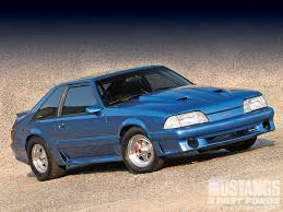 5 0 mustang and fast fords 1989 ford mustang gt photo image gallery