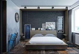 spot chambre décoration chambre adulte textures et luminaires