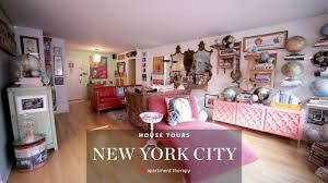 Modern Pop Art Style Apartment by House Tour A Pop Art Museum In A Nyc Apartment Youtube