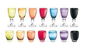 costo bicchieri di plastica bicchieri colorati stile e allegria in tavola modelli e prezzi