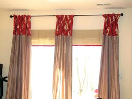 kitchen door curtain ideas curtain ideas for sliding glass doors large image for kitchen