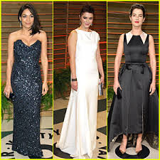Vanity Fair After Oscar Party Rosario Dawson U0026 Mary Elizabeth Winstead U2013 Vanity Fair Oscars