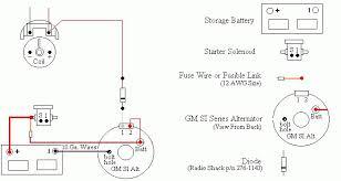 alternator wiring diagram 280zx alternator wiring diagrams