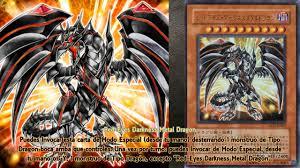 curiosidades del red eyes black dragon taringa