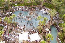 Hard Rock Hotel Las Vegas Map by Las Vegas Hotel Pools Infobarrel