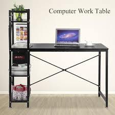bureau ordinateur bois bureau informatique multimédia en bois meuble de bureau pour