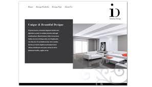 Best Interior Design Site by Website Template For Interior Design Order Custom Website Design