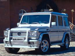 used mercedes for sale brabus mercedes benz g class 2003 picture 2 of 9