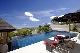 chambre piscine 5 chambres d hôtel avec piscine privée en thaïlande tempting places