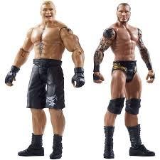 Randy Orton Halloween Costume Wwe Summerslam Brock Lesnar U0026 Randy Orton 2 Pack Walmart