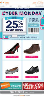 payless shoes cyber monday 2017 sale coupon cyber week 2017