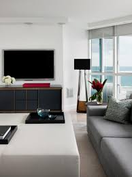 The Living Room Furniture Modern Dining And Living Room Benjamin Cruz Hgtv