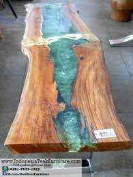 and wood ancient new zealand wood was combined with resin to create this