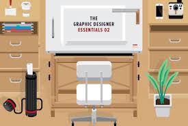 Graphic Designer Desk The Graphic Designer Essentials 02 Graphics Youworkforthem