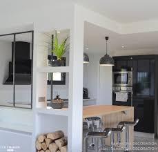 cuisine brive la gaillarde décoration et aménagement d 039 un séjour cuisine de 60m2