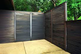 Privacy Fencing Ideas For Backyards Decorating Privacy Fence Ideas On A Budget Small Wood Planks