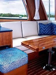 SB Long Interiors  Projects  Commercial Ferretti Yacht - Boat interior design ideas