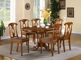 Round Dining Room Tables For 8 Oval Dining Table Set For 8 Full Size Of Dining Kitchen Tables