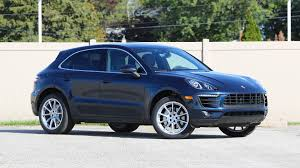 porsche night blue 2017 porsche macan s review sports car on stilts