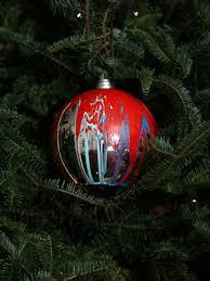 ornaments representing massachusetts