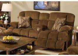 catnapper concord lay flat reclining loveseat with console 1429