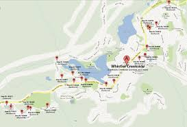 Whistler Canada Map by Whistler Transit Bus Routes For Visitors Accessing Whistler