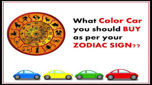 what color car is lucky for your zodiac sign bania speaks youtube