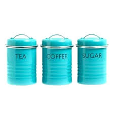 vintage kitchen canisters teal kitchen canisters blue kitchen canisters teal canister set