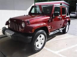 2009 jeep wrangler sport 2009 jeep wrangler unlimited for sale in asheville