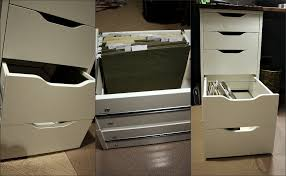White Filing Cabinet Ikea Lovable Desk With File Cabinet Ikea Micke Drawer Unitdrop File
