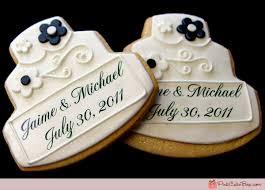 favor cookies wedding favor cookies cookies