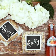 Welcome Baskets For Wedding Guests 12 6 Each Wedding Welcome Bag Snack Bag Labels Wedding