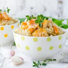 comment cuisiner le quinoa recettes recette curry de quinoa au lait de coco facile rapide