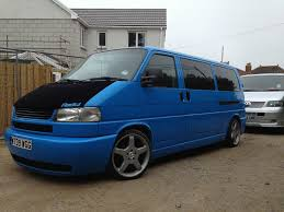 volkswagen kombi mini vw t4 long nose love the smoothed front bumper cars