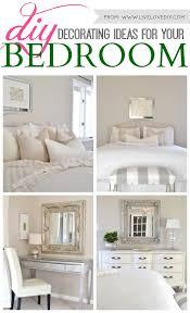Catchy DIY Bedroom Decor Ideas with Livelovediy Diy Decorating