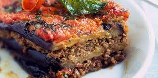 cuisiner les aubergines facile lasagnes d aubergines légères au boeuf facile et pas cher