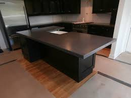 kitchen island with bar top kitchen fabulous cement bar top concrete for countertops